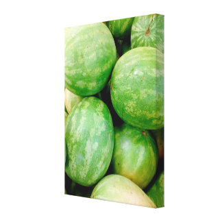 Watermelons Photo Canvas Canvas Print