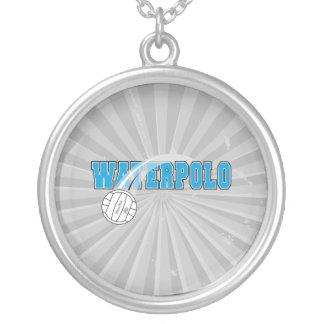 waterpolo logo jewelry