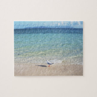 Water's edge jigsaw puzzle
