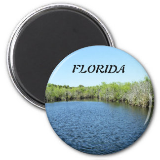 WATERS OF THE EVERGLADES REFRIGERATOR MAGNETS