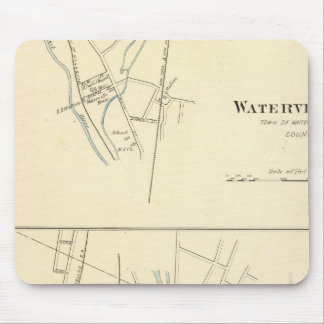 Waterville, S of Waterbury Mouse Mat