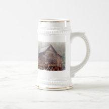 Waterwheel Coffee Mugs