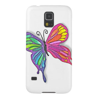 Watery  Butterfly Cases For Galaxy S5