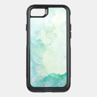 Watery Green Depths OtterBox Commuter iPhone 8/7 Case