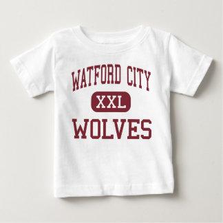 Watford City - Wolves - High - Watford City Baby T-Shirt