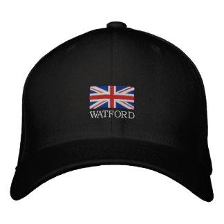 Watford Hat - United Kingdom Flag Cap