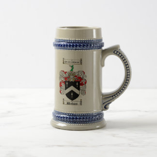 Watkins Coat of Arms Stein