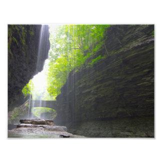 Watkins Glen state park, New York Photo