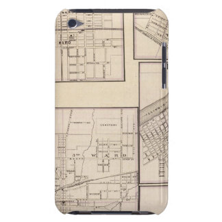 Watseka, Paris, Mt Sterling, Beardstown and Arcola Case-Mate iPod Touch Case