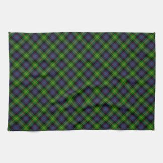 Watson Clan Tartan Designed Print Tea Towel