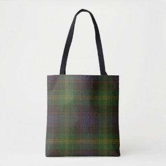 Watson Clan Tartan Tote Bag