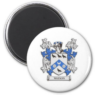 Watson Family Crest &  Reunion Products Magnet