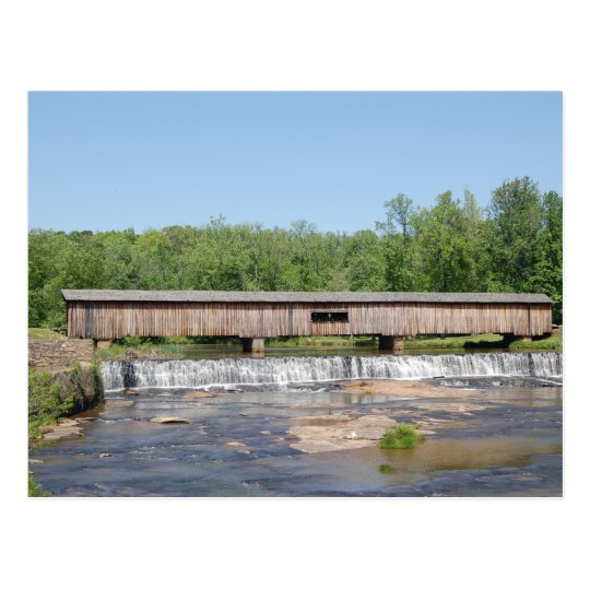 Watson Mill Bridge Postcard