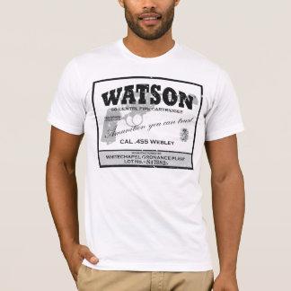 Watson Service Revolver Ammunition T-Shirt
