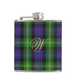 Watson Tartan Flask