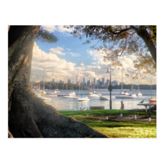 Watsons Bay Postcard