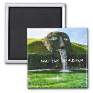 WATTENS AUSTRIA MAGNET