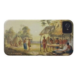 Watu Ticaba, a Wapisiana Village, from 'Views in t iPhone 4 Case