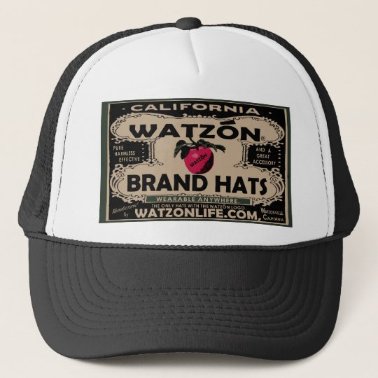 Watzón Brand Vintage © Cap