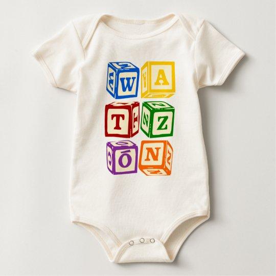 Watzónkids Baby Bodysuit