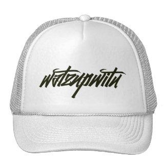 Watzupwitu Trucker Hat