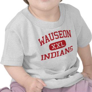 Wauseon - Indians - High School - Wauseon Ohio T Shirts