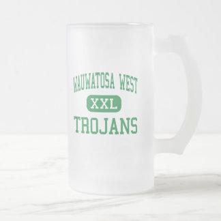 Wauwatosa West - Trojans - High - Wauwatosa Mugs