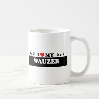WAUZER BASIC WHITE MUG
