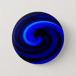 Wave 6 Cm Round Badge