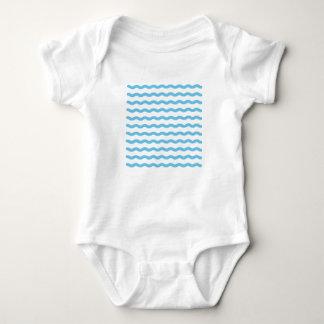 wave 8 baby bodysuit