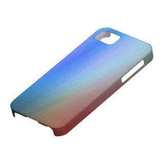 Wave Blue iPhone 5 case