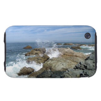 Wave Burst Tough iPhone 3 Covers