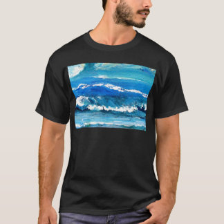 Wave Dance - cricketdiane ocean decor T-Shirt