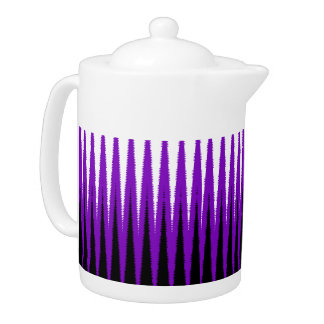 Wave Design Purple