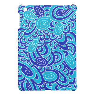 wave iPad mini case