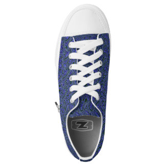 Wave - Low Tops Printed Shoes
