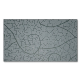 Wave Mosaic Magnetic Business Card