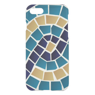 Wave Mosaic Pattern iPhone 8/7 Case