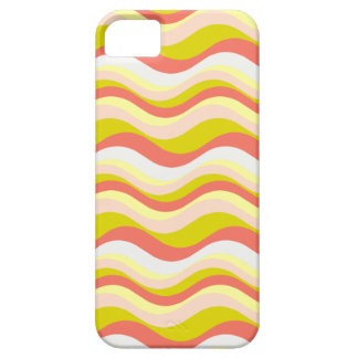 Wave of Cheerfulness iPhone 5 Cases