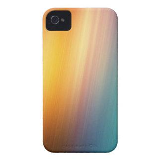 Wave Orange iPhone 4 case