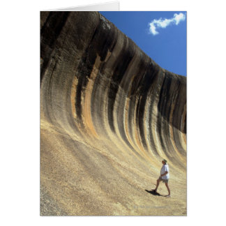 Wave Rock, Western Australia Card