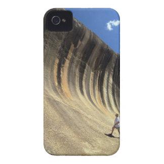 Wave Rock, Western Australia iPhone 4 Case