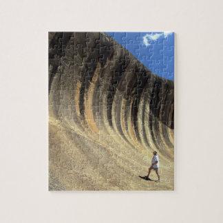 Wave Rock, Western Australia Jigsaw Puzzle