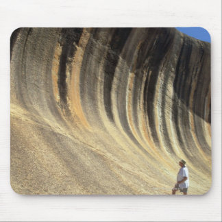 Wave Rock, Western Australia Mouse Mat