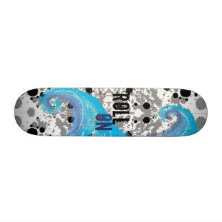 wave, ROLL, ON Skate Deck