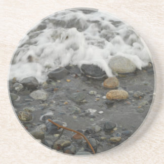 Wave Sandstone Coaster