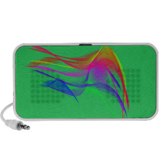 Wave Travelling Speakers