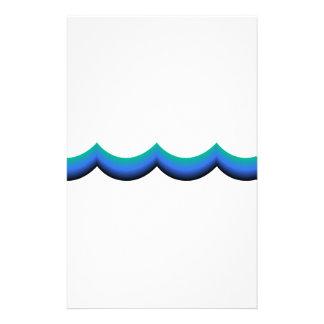 Wave Stationery