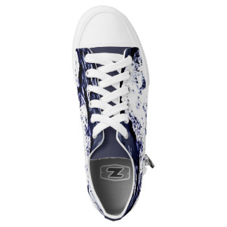 Wave Wake Low Top Shoes Printed Shoes