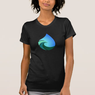Wave water drop This Salty Life tshirt
